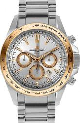 Jacques Lemans Liverpool Chronograph Stainless Steel Bracelet 1-1836J