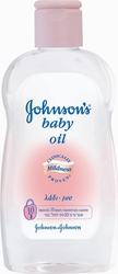 Johnson & Johnson Baby Oil 300ml