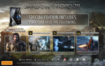 Middle-earth: Shadow of Mordor (Special Edition) XBOX 360