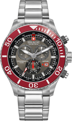 Swiss Military by Chrono Hanowa Immersion Stainless Steel Chronograph 06-5226.04.009