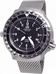 Tauchmeister Mens Automatic Diver Watch T0251MIL