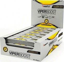 Maximuscle Viper Boost Bar 12x45gr Fruit & Cerial