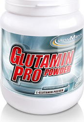 IronMaxx Glutamine Pro Powder 500gr
