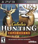 Cabela`s Hunting Expeditions PS3