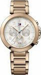 Tommy Hilfiger Cary Multifunction Rose Gold Stainless Steel Bracelet 1781452