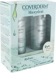 Coverderm Set Maxydrat Normal Skin Cream & Serum