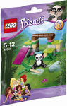 Lego Friends Panda Bamboo Animal 41049