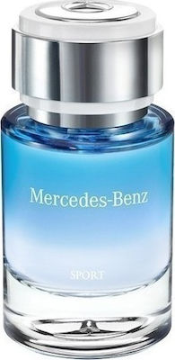 Mercedes-Benz Benz Sport Eau de Toilette 120ml