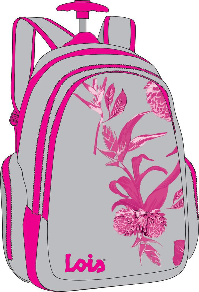 c18e846a2b0 Προσθήκη στα αγαπημένα menu Paxos Trolley Σακίδιο Διπλό Lois Chrysanthemum  46310