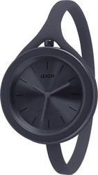 Lexon Take time 3 in 1 Wrist Watch 9470-Black