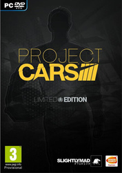 Project CARS (Limited Edition) PC