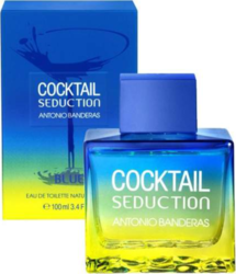Antonio Banderas Coctail Seduction Blue Eau de Toilette 100ml