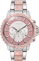 Vogue Wild Chrono Resin And Stainless Steel Bracelet 87012.1