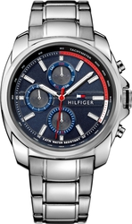 Tommy Hilfiger Preston Multifunction Stainless Steel Bracelet 1791081