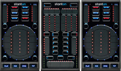 Stanton SC System 3 Controller Package
