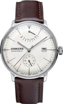 Junkers Bauhaus Automatic Brown Leather Strap 6060-5