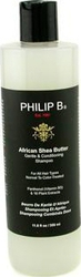 Philip B African Shea Butter Gentle For All Hair Types Normal to Color-Treated 350ml