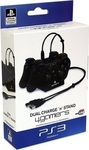4Gamers Dual Charge 'N' Stand (PS3)