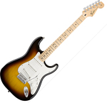 Fender Standard Stratocaster Maple Brown Sunburst