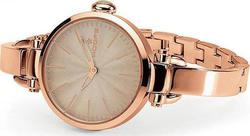 Hoops B.Jolie Rose Gold Steel Bracelet 2517LGS04