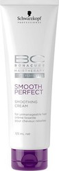 Schwarzkopf Professional BC Bonacure HairTherapy Smooth Perfect Smoothing Cream 125ml