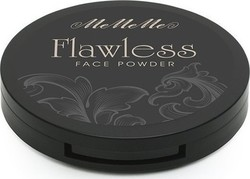 Me Me Me Flawless Pressed Face Powder Translucent 12gr