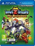 Invizimals The Resistance PS Vita