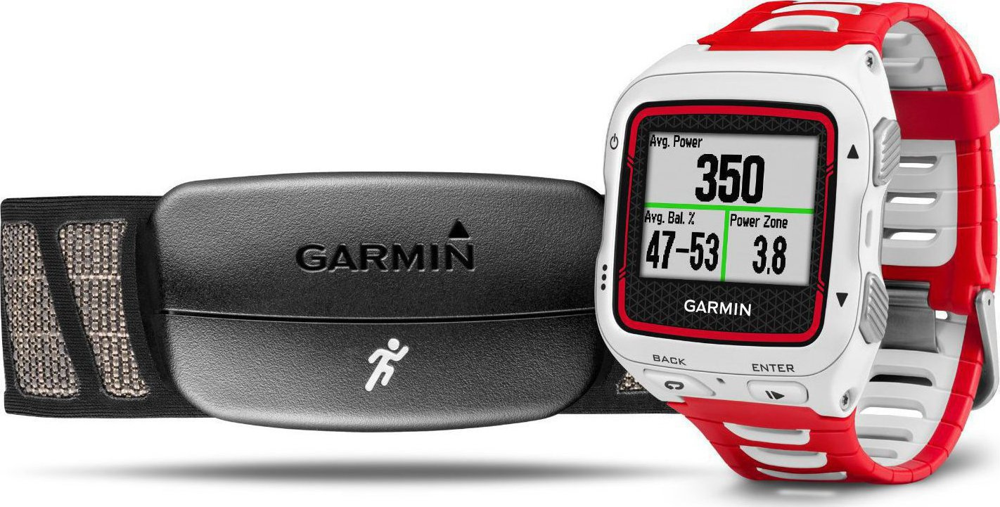 Garmin Forerunner 920XT HRM (White/Red)