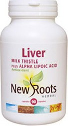 New Roots Liver 90 tabs