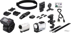 Sony HDR-AZ1 (Bike Kit)