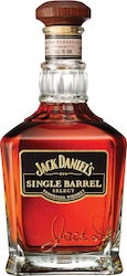 Jack Daniel's Single Barrel Select Ουίσκι 700ml