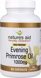 Natures Aid Evening Primrose Oil 1000mg 90 κάψουλες