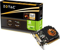 Zotac GeForce GT730 2GB (ZT-71103-10L)