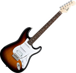 Squier Bullet Strat HSS Brown Sunburst