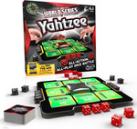 Hasbro World Series of Yahtzee