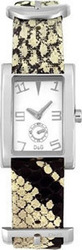 "Dolce & Gabbana Women's ""Nico"" Leather Watch DW0017"