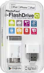 PhotoFast i-Flashdrive 16GB for iPod/iPad/iPhone