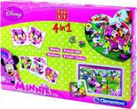 Clementoni 4 in 1 EduKit Minnie