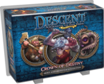 Fantasy Flight Descent Journeys in the Dark: Crown of Destiny