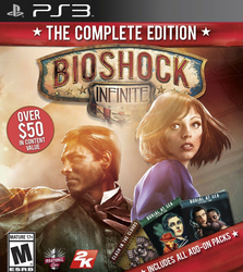 Bioshock Infinite (The Complete Edition) PS3