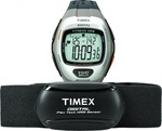 Timex Ironman Zone Trainer 41mm HRM Silver