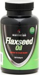 Warrior Lab Flaxseed Oil 120 κάψουλες