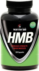Warrior Lab HMB 120 tabs