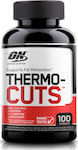 Optimum Nutrition Thermo Cuts 100 tabs