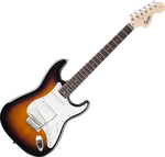 Squier Affinity Stratocaster Brown Sunburst