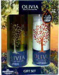 Papoutsanis Olivia Gift Set Shampoo Oily Hair 300ml + Conditioner 300ml
