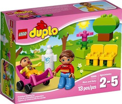 Lego Mother with Baby 10585