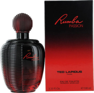 Ted Lapidus Rumba Passion Eau de Toilette 100ml