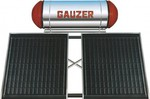 Gauzer Optima BD20 200lt/4m² Glass Απλός