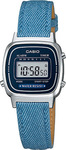 Casio Standard Collection Blue LA-670WEL-2A2EF